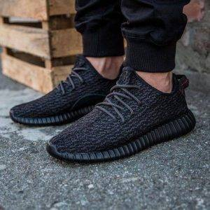 Giày Adidas Yeezy Boost 350 full đen