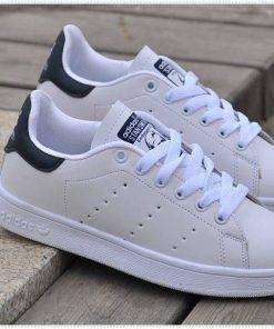 Giày Adidas Stand Smith gót đen