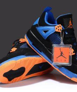 Giày Jordan 4 xanh cam