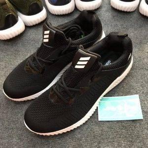 Giày Adidas Alphabounce đen