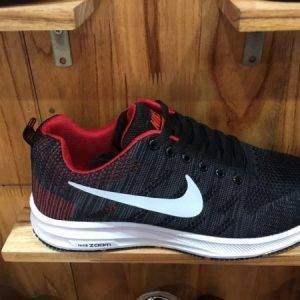 Giày Nike Zoom pegagsus đen đỏ