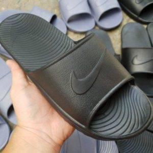 Dép Nike đúc full đen