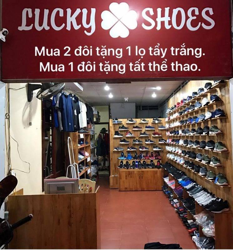 giày thái nguyên lucky shoes