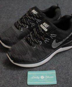Giày Nike Flyknit lunar 3 đen