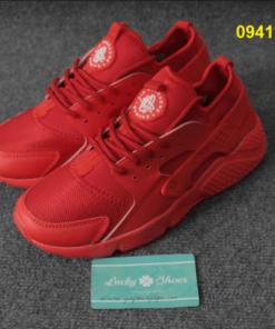 Nike huarache full đỏ