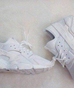 Giày Nike Hurache full trắng