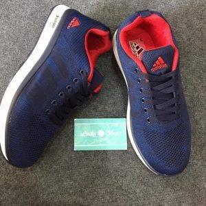 Giày Adidas xanh đậm đế trắng