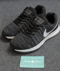 Nike zoom đen vằn