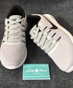 Nike Joepeqasvsss xám khuy đen