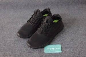 Giày Roshe run full đen