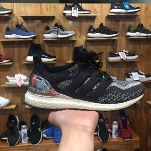 Giày Adidas Ultraboost sf bạc đen