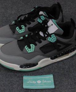 Giày Jordan 4 Green Glow