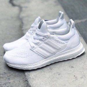 Giày Adidas Ultra Boost Full White