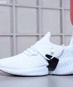 Giày Adidas Alphabounce instinct full trắng