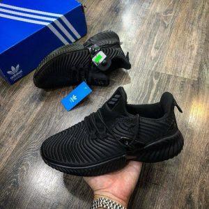 Giày Adidas Alphabounce full đen