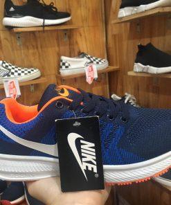 Nike zoom xanh cam