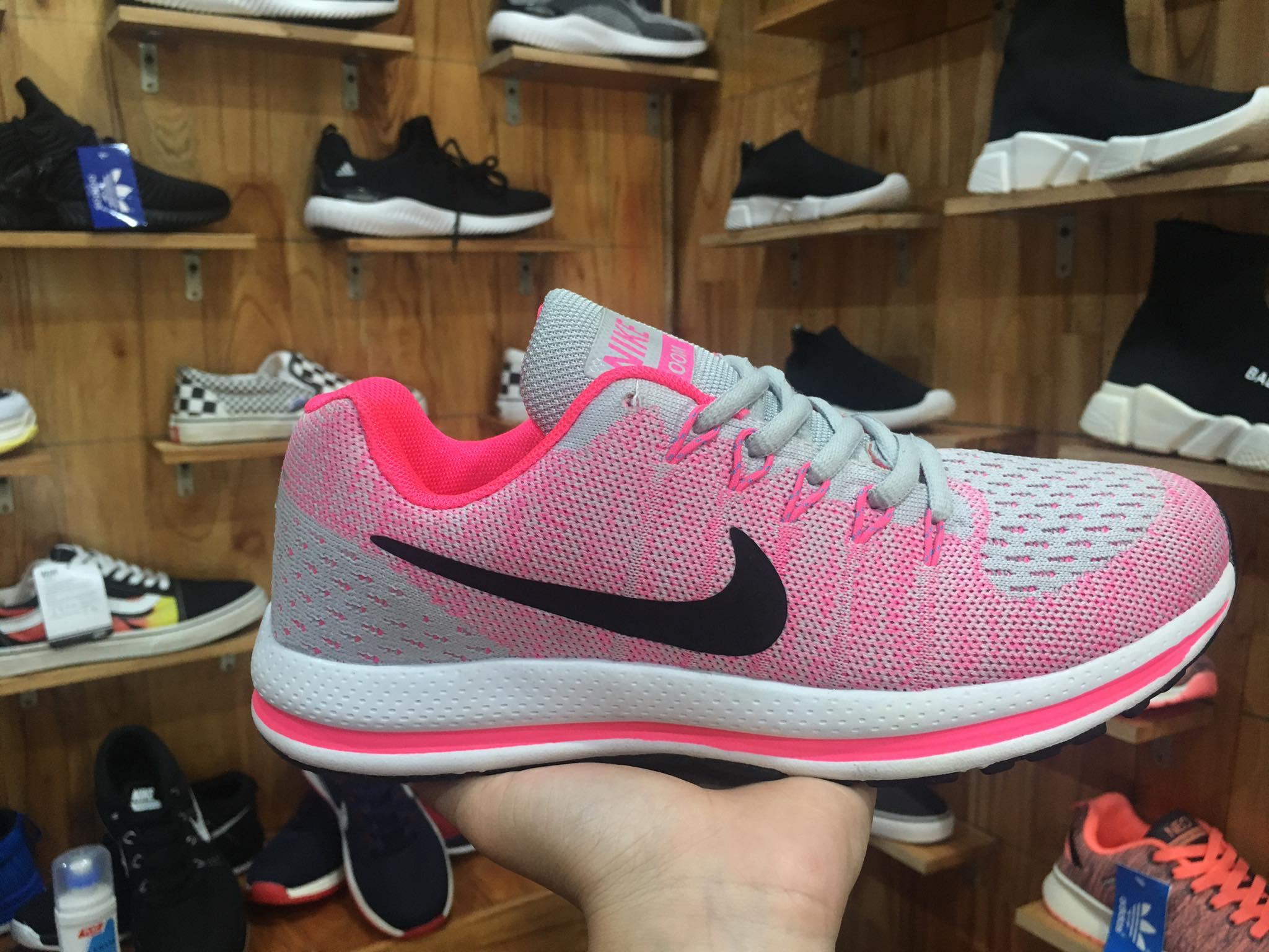 Nike zoom hồng
