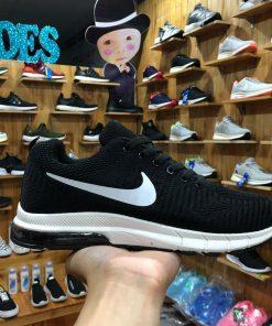 Giày Nike zoom pegasus đen đế trong