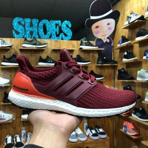 Giày Adidas Ultra Boost đỏ 4.0 sf