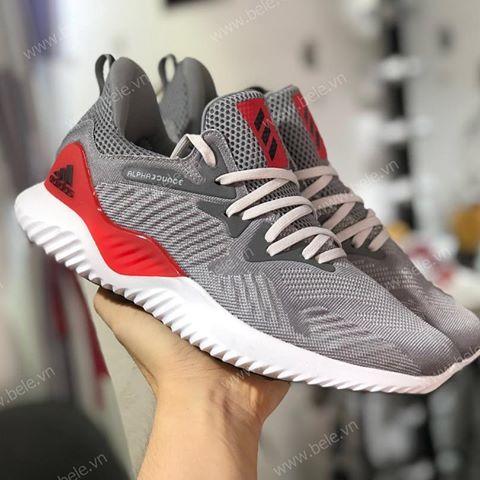 af7f7ee8852a8 Giày Adidas Alphabounce beyond sf xám đỏ - Lucky Shoes