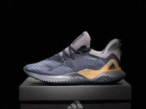 Giày Alphabounce Beyond sf đen vàng