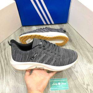 Giày Adidas Xám nâu